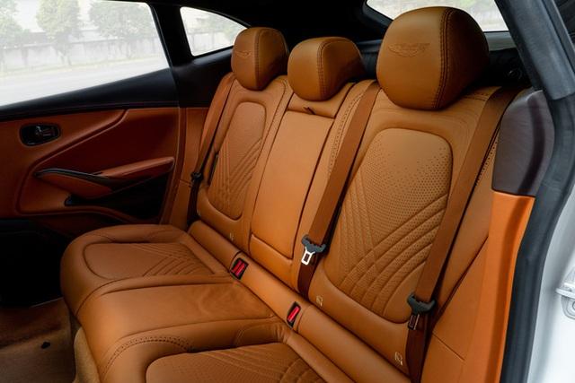 Rộ tin doanh nhân Phạm Trần Nhật Minh mua Aston Martin DBX đầu tiên về Việt Nam giá 20 tỷ đồng - Ảnh 6.