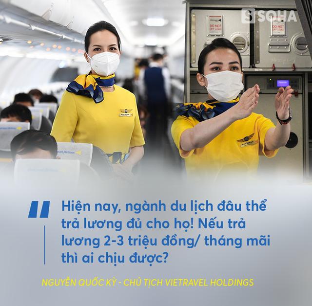 """Chủ tịch Vietravel Holdings: Hàng triệu người làm du lịch Việt chỉ còn một """"căn cứ"""" cuối cùng! - Ảnh 2."""