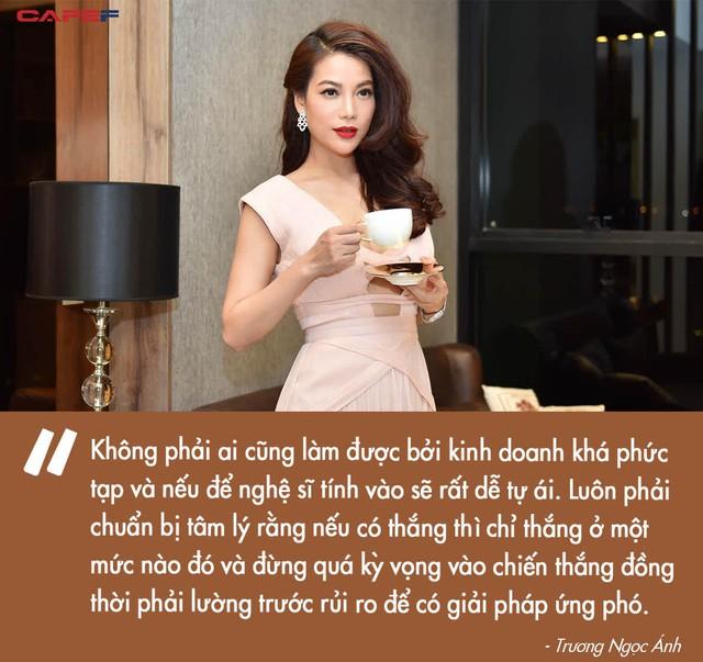 Người đàn bà đẹp mê kinh doanh Trương Ngọc Ánh: Đại gia giàu nhất nhì showbiz Việt, sự nghiệp thăng hoa nhưng vẫn luôn cần một bờ vai để được chở che - Ảnh 2.