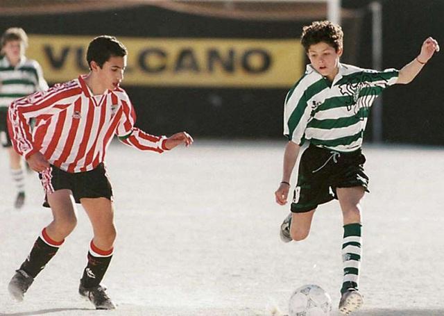 Ronaldo tuổi 36: Hành trình từ cậu bé nghèo đến triệu phú thể thao - Ảnh 3.