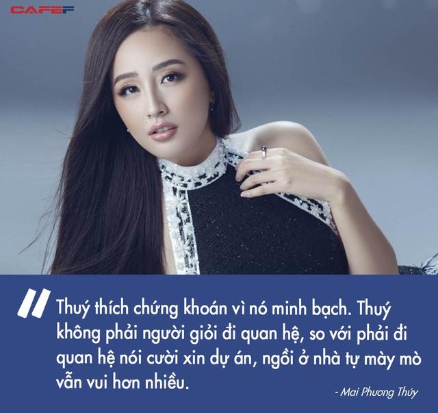 Hoa hậu mê chứng khoán - Mai Phương Thúy: Viên mãn với nhan sắc và tiền tài, đặt mục tiêu trở thành tỷ phú trước tuổi 40                             - Ảnh 4.