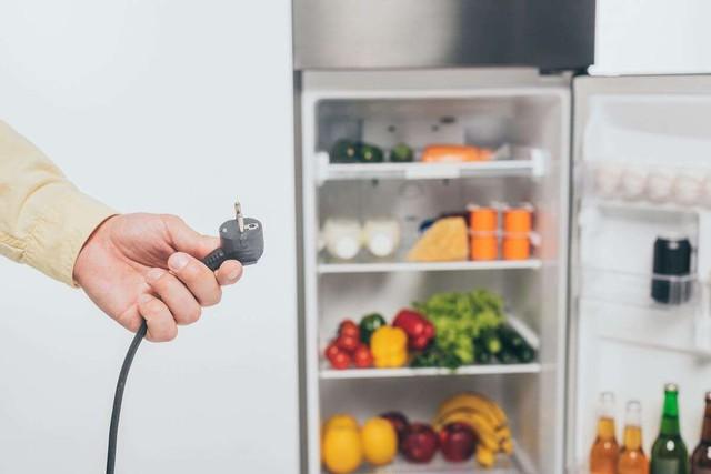 Có cần rút điện tủ lạnh khi về quê ăn Tết không và bí quyết dùng tủ lạnh thông minh trong ngày Tết  - Ảnh 1.