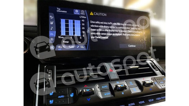 Toyota Land Cruiser Prado 2022 lần đầu lộ diện ngoài đời thực: Sang không kém Lexus LX570, dự kiến ra mắt tháng 3 - Ảnh 4.