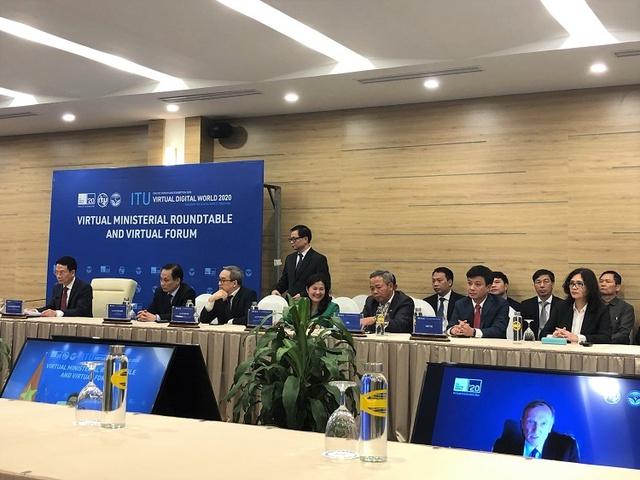 Dấu ấn chuyển đổi số Việt Nam năm 2020 - Ảnh 3.