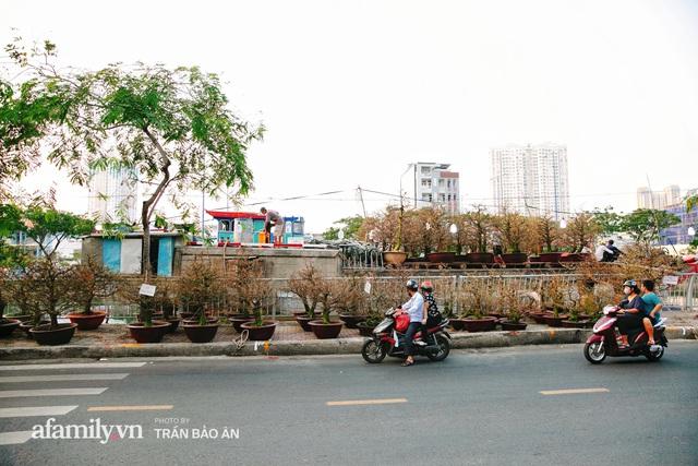 Thuyền hoa của người miền Tây chở Tết cho người Sài Gòn đã cập Bến Bình Đông, lượng khách đổ về ngày một đông dịp giáp Tết  - Ảnh 1.