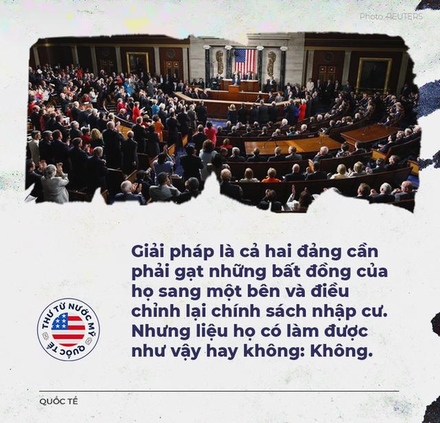Thư từ nước Mỹ: Giấc mơ Mỹ, chiếc xúc xích gớm ghiếc và một chính sách đáng hổ thẹn - Ảnh 10.