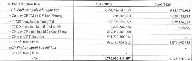 Doanh thu công ty Tràng Thi tăng hơn 2.200 tỷ đồng sau khi về tay Tập đoàn T&T - Ảnh 3.