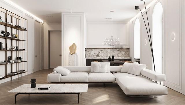 6 xu hướng trang trí nội thất nhà sẽ lên ngôi năm 2021 - Ảnh 1.