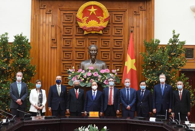 Thủ tướng Nguyễn Xuân Phúc: Việt Nam mong muốn sớm nhận được vaccine của Chương trình COVAX - Ảnh 2.