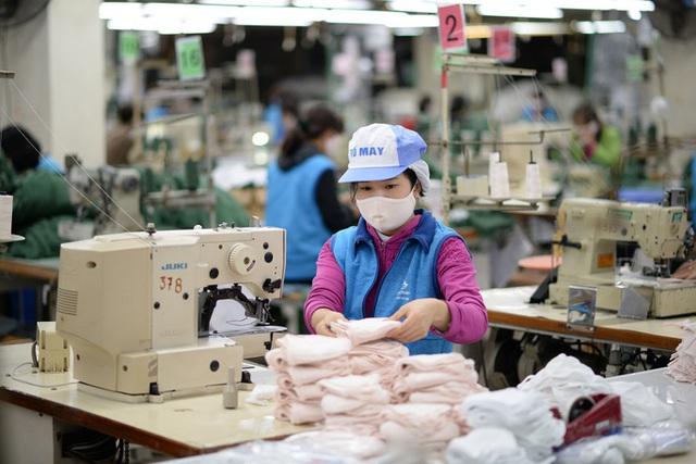 28 doanh nghiệp xuất khẩu gần 65 triệu khẩu trang trong tháng 1-2021  - Ảnh 1.
