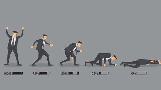 Kiệt sức đến mức trầm cảm: Bóng ma ám ảnh nhiều dân văn phòng, nỗi thống khổ không của riêng ai mà không có cách nào thoát ra - Ảnh 1.