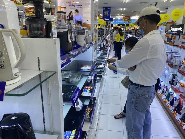 Sản phẩm điện gia dụng được chọn mua nhiều ngày cận Tết - Ảnh 1.