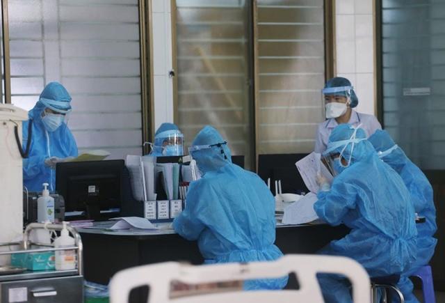 Hưng Yên phát hiện ca dương tính với SARS-CoV-2 đầu tiên  - Ảnh 1.