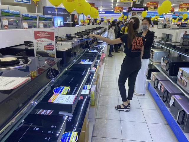 Sản phẩm điện gia dụng được chọn mua nhiều ngày cận Tết - Ảnh 3.