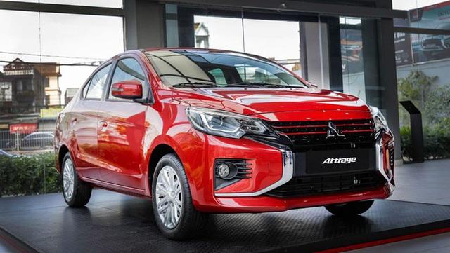 Soi 4 mẫu ô tô giá 300 - 500 triệu đồng nằm trong top xe ít ăn xăng nhất Việt Nam - Ảnh 2.