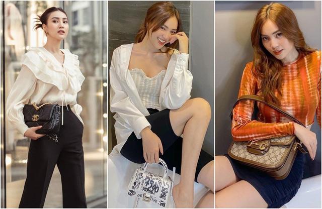 Tuổi 30 đầy thăng hoa của các mỹ nhân Việt sinh năm 90: Sự nghiệp lên như diều gặp gió, đáng nể nhất là nàng cựu hot girl nắm trong tay 2 triệu USD - Ảnh 9.
