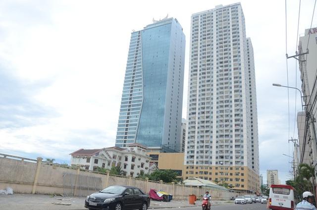 TP Đà Nẵng quyết cưỡng chế công trình xây lố của Mường Thanh - Ảnh 1.
