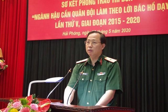 Thêm 6 tướng lĩnh quân đội được giới thiệu ứng cử Quốc hội - Ảnh 1.
