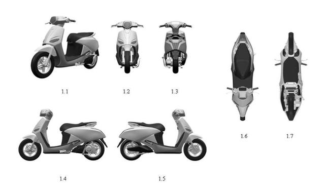 Lộ diện mẫu xe máy điện sắp tới của VinFast? - Ảnh 3.