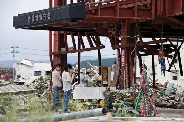 Tròn 10 năm sau thảm họa kép động đất, sóng thần rung chuyển Nhật Bản: Đau thương trở thành sức mạnh, vùng đất chết hồi sinh mãnh liệt khiến thế giới thán phục - Ảnh 21.