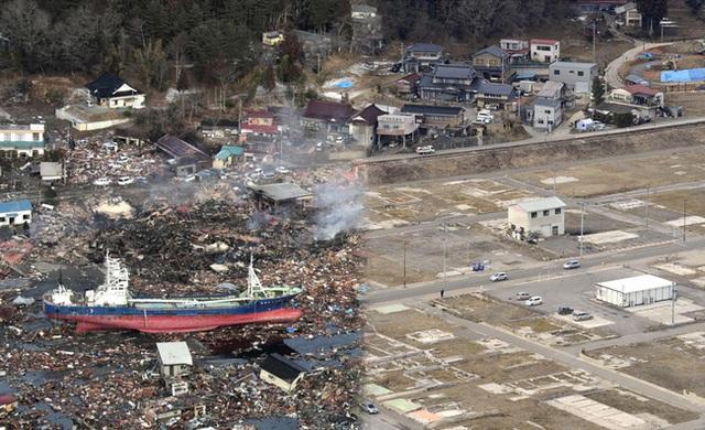 Tròn 10 năm sau thảm họa kép động đất, sóng thần rung chuyển Nhật Bản: Đau thương trở thành sức mạnh, vùng đất chết hồi sinh mãnh liệt khiến thế giới thán phục - Ảnh 24.