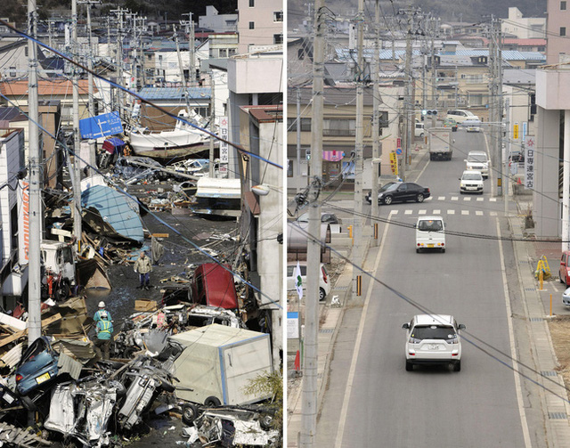 Tròn 10 năm sau thảm họa kép động đất, sóng thần rung chuyển Nhật Bản: Đau thương trở thành sức mạnh, vùng đất chết hồi sinh mãnh liệt khiến thế giới thán phục - Ảnh 25.