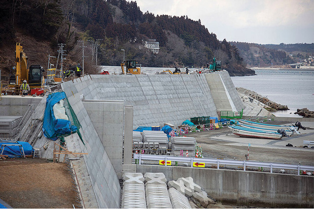 Tròn 10 năm sau thảm họa kép động đất, sóng thần rung chuyển Nhật Bản: Đau thương trở thành sức mạnh, vùng đất chết hồi sinh mãnh liệt khiến thế giới thán phục - Ảnh 26.