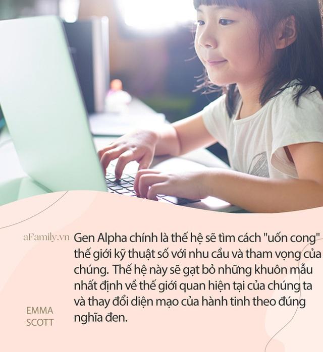 Kỷ nguyên của thế hệ Alpha: Những đứa trẻ được dự báo sẽ làm thay đổi diện mạo hành tinh chúng ta theo đúng nghĩa đen! - Ảnh 5.