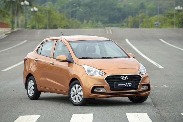 Top 10 xe bán chạy nhất tháng 2 tại Việt Nam - Ảnh 1.