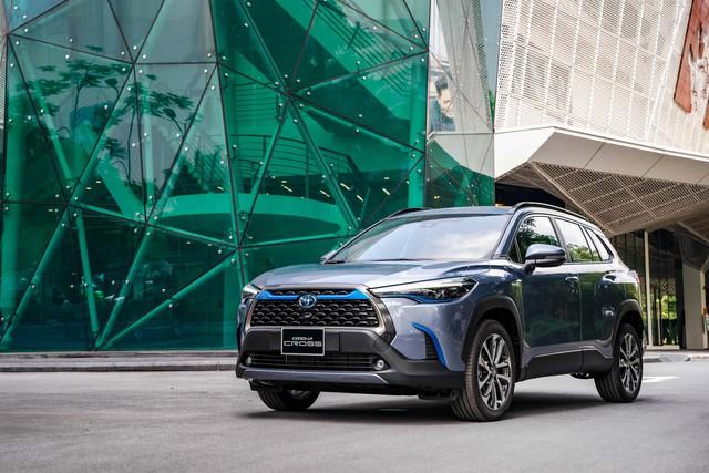 Top 10 xe bán chạy nhất tháng 2 tại Việt Nam - Ảnh 6.