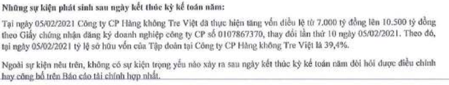 Sở hữu tại Bamboo Airways: FLC Group giảm xuống 39,4%, ông Trịnh Văn Quyết và FLC Faros cầm 44% - Ảnh 2.