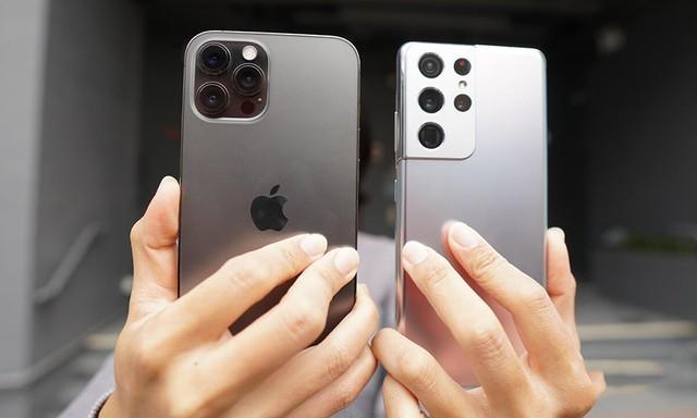 Điện thoại 5G bán chạy không ngờ tại Việt Nam - Ảnh 1.