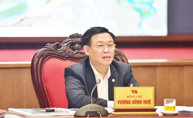 Bí thư Hà Nội: Chuyên gia nhận định quy hoạch sông Hồng tốt nhất từ trước đến nay - Ảnh 1.