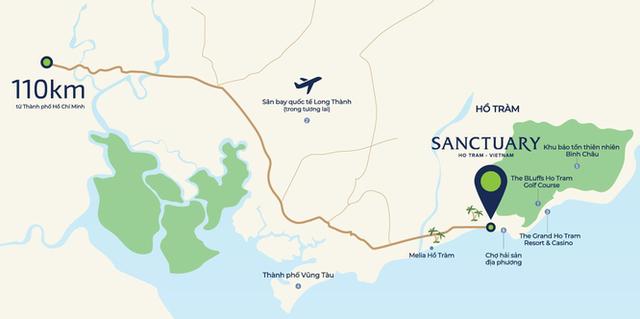 Thập kỷ âm vốn của chủ đầu tư Sanctuary Hồ Tràm - Ảnh 1.