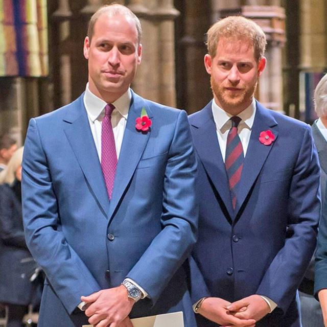 NÓNG: Hoàng tử William chính thức lên tiếng về cuộc phỏng vấn của nhà Sussex, chỉ bằng một câu ngắn gọn đủ khiến Harry phải ngẫm lại mình - Ảnh 3.