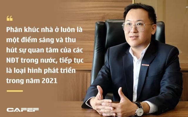 CEO Gamuda Land: Người dân Việt Nam có tài sản tích luỹ dưới dạng vàng, ngoại tệ đang chuyển hoá sang bất động sản - Ảnh 1.