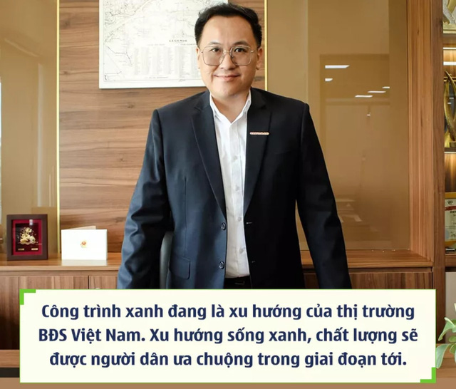 CEO Gamuda Land: Người dân Việt Nam có tài sản tích luỹ dưới dạng vàng, ngoại tệ đang chuyển hoá sang bất động sản - Ảnh 3.