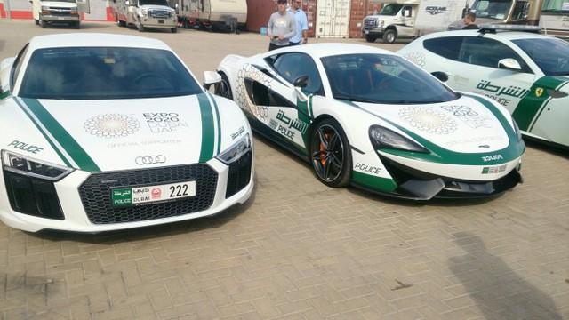 Đã mắt ngắm dàn siêu xe tuần tra của cảnh sát xứ Dubai: Toàn những cái tên đắt đỏ, tốc độ đỉnh cao đến mức tội phạm cũng khó mà chạy thoát - Ảnh 7.