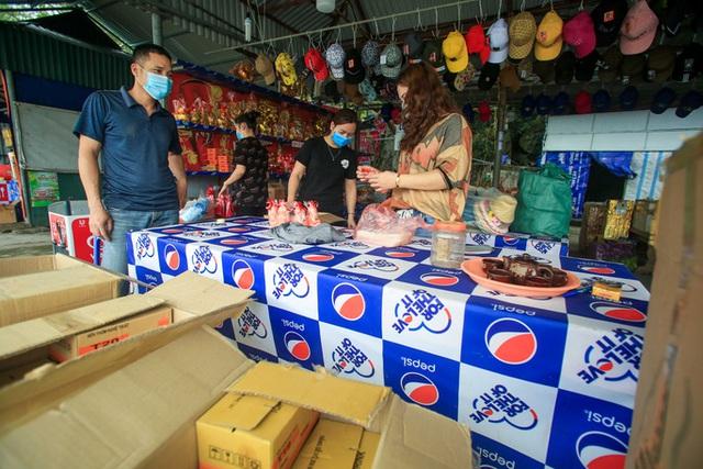 CLIP: Người dân chùa Hương tất bật chờ đón khách thập phương  - Ảnh 14.