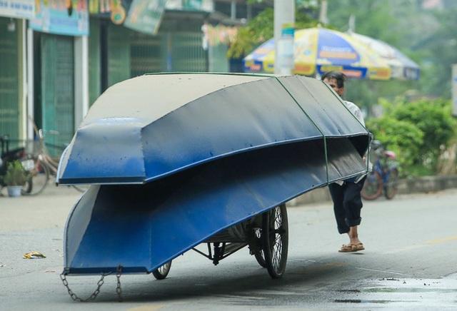 CLIP: Người dân chùa Hương tất bật chờ đón khách thập phương  - Ảnh 4.
