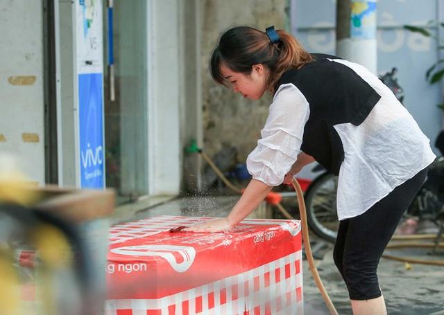 CLIP: Người dân chùa Hương tất bật chờ đón khách thập phương  - Ảnh 5.