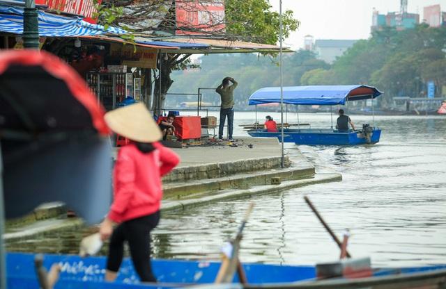 CLIP: Người dân chùa Hương tất bật chờ đón khách thập phương  - Ảnh 9.