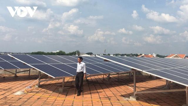 Giá điện mặt trời mái nhà dưới 6 cent/kWh phù hợp với tình hình mới - Ảnh 1.