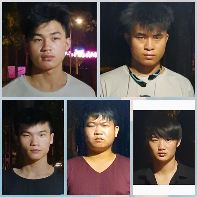 Phát hiện 5 người Trung Quốc nhập cảnh trái phép - Ảnh 1.