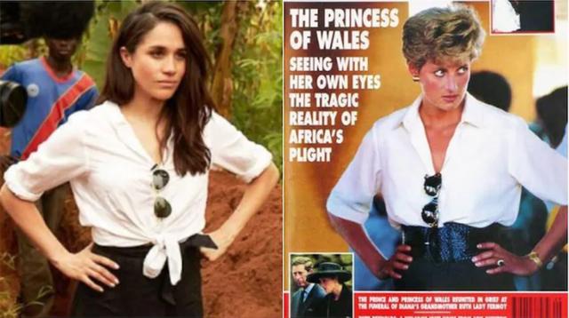 Nói ngây thơ không biết gì khi bước vào hoàng gia, Meghan Markle muối mặt vì bị tung loạt bằng chứng cho thấy cô đã nói dối - Ảnh 3.