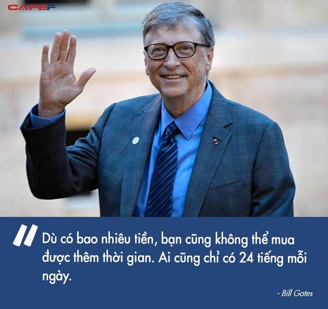 Chỉ cần nhìn vào 4 lựa chọn số phận này, Bill Gates dễ dàng phân biệt được ngay giữa người thực tế với kẻ mộng mơ: Bạn đang thuộc nhóm nào? - Ảnh 2.