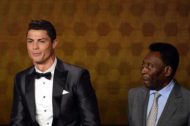 Lập hat-trick để phá kỷ lục thế giới của Pele, Ronaldo có dòng tâm sự dài trên mạng xã hội - Ảnh 3.