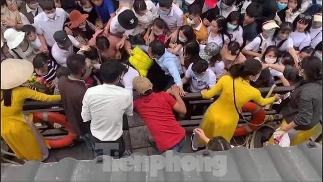 Hà Nam kiểm tra công tác phòng chống dịch COVID -19 ở chùa Tam Chúc - Ảnh 5.
