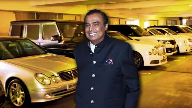 Tỷ phú giàu nhất Ấn Độ Mukesh Ambani được bảo vệ nghiêm ngặt như tài sản quốc gia: 55 vệ sĩ cao cấp, dàn siêu xe hộ tống 24/7 - Ảnh 5.
