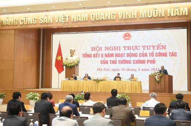 Thủ tướng yêu cầu không để nợ đọng nhiệm vụ - Ảnh 1.